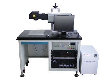 Plastic Keyboard Engraving Machine  Low Power , Super Fine Processing Uv Etching Machine