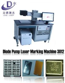 High Precision Diode Laser Marking Machine 160 X 160 mm Marking Range