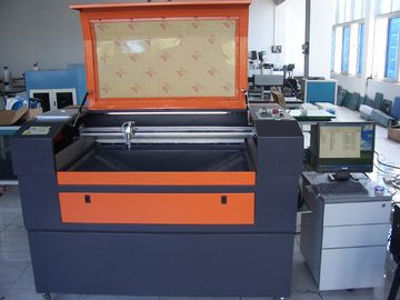 China 60W CO2 Laser Engraving And Cutting Machine 1064 nm Laser Wavelength supplier