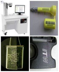 355 nm Desktop 18W UV Laser Marking Machine Automatic For Non - Metal