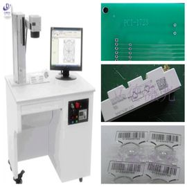 532 nm Green Laser Marking Machine For Plastics And Entronic Components